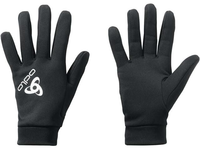 Odlo Stretchfleece Liner Warm Guantes, black